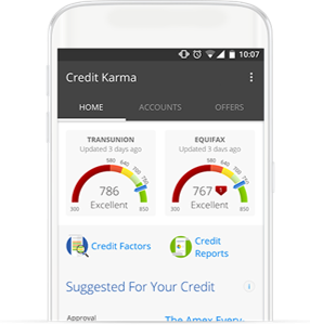 Credit Karma Factors