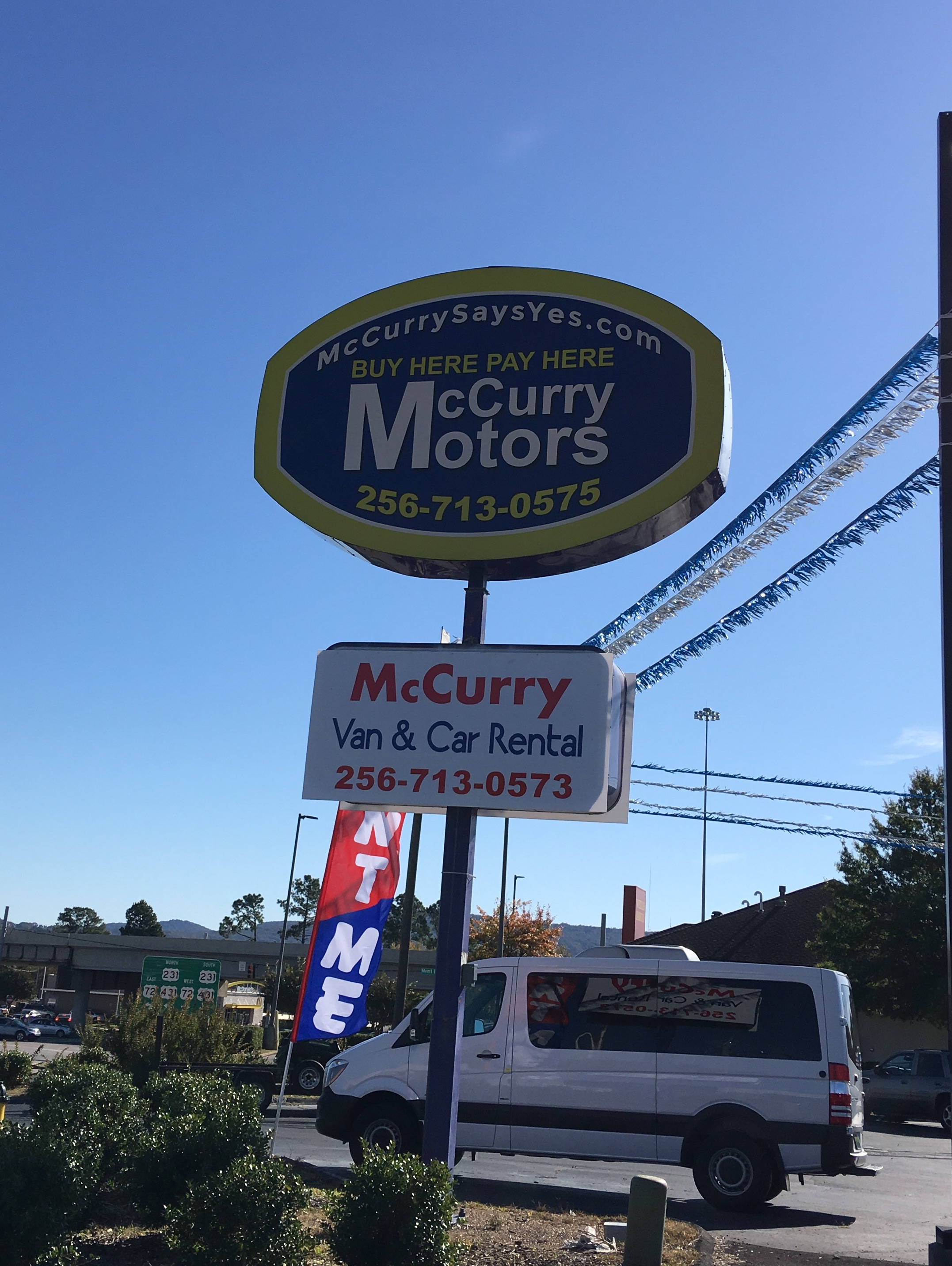 news and events at mccurry van car rental in huntsville al mccurry van car rental