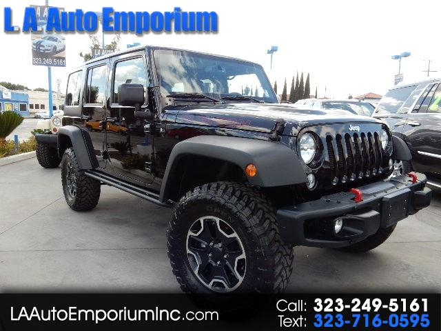 2014 Jeep Wrangler unlimited Rubicon X 4WD
