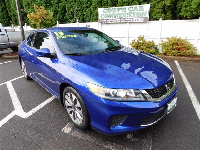 2013 Honda Accord LX-S Coupe CVT