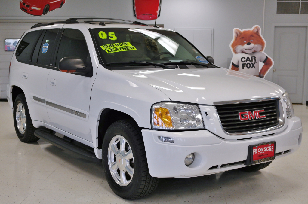 used 2005 gmc envoy for sale in aurora il 60506 the car store auto corp. Black Bedroom Furniture Sets. Home Design Ideas