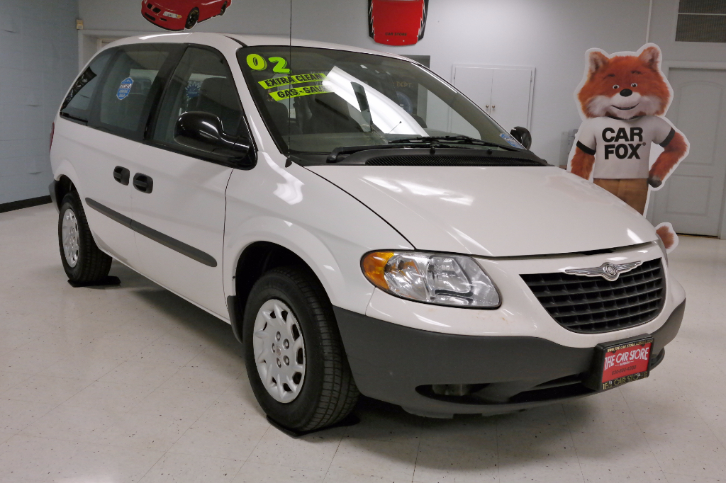 used 2002 chrysler voyager for sale in aurora il 60506 the car store auto corp. Black Bedroom Furniture Sets. Home Design Ideas