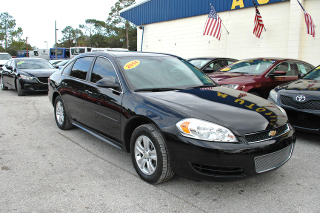 used 2014 chevrolet impala limited ls for sale in orlando. Black Bedroom Furniture Sets. Home Design Ideas