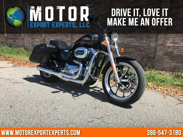 2016 Harley-Davidson Sportster 1200T SUPERLOW TOURING