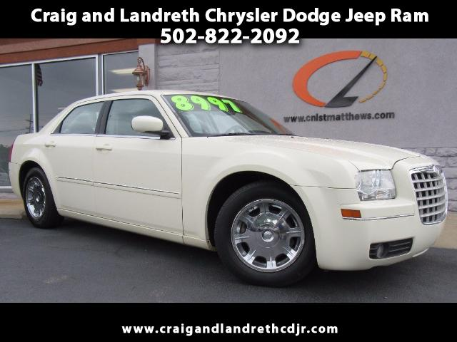 2006 Chrysler 300 4dr Sdn Limited RWD