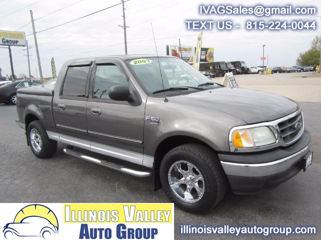 2003 Ford F-150 SuperCrew 2WD