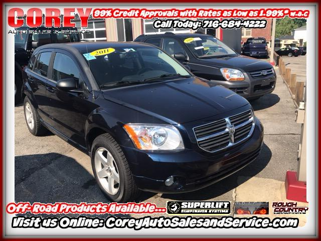 2011 Dodge Caliber Heat 5-Speed