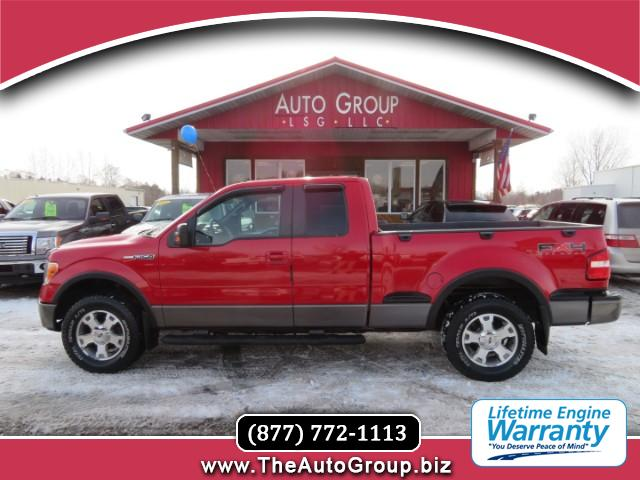 2009 Ford F-150 FX4 SuperCab Flareside 4WD