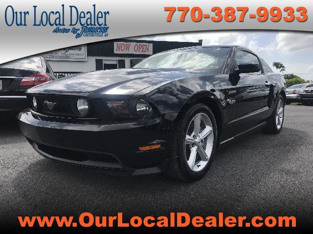 2011 Ford Mustang 2dr Cpe GT Premium