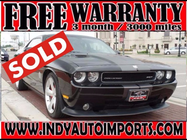 2010 Dodge Challenger SRT8 ***SOLD***