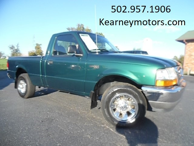 2000 Ford Ranger XLT Short Bed 2WD