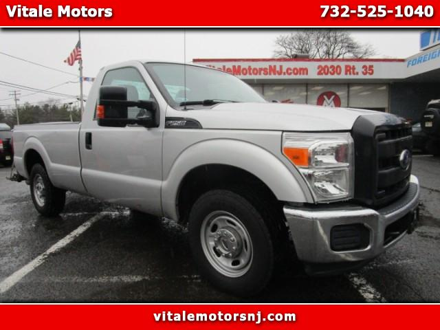 2013 Ford F-250 SD XLT LONG BED W/ LIFT GATE