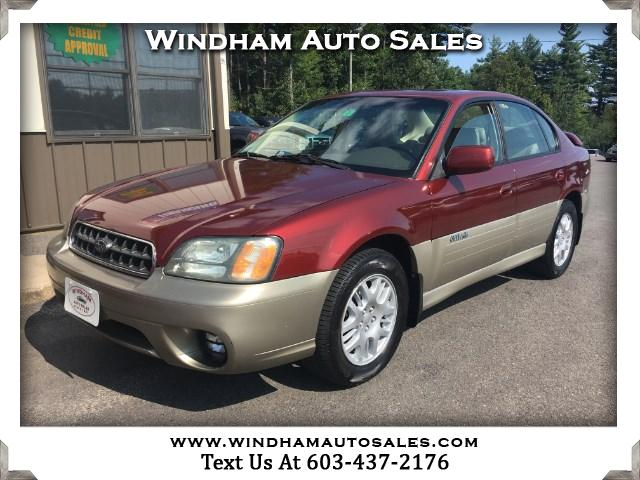 2004 Subaru Outback Limited Sedan