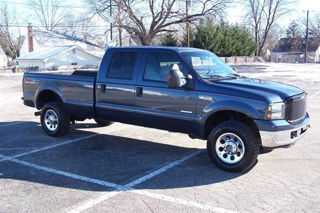 2006 Ford F-350 Crew Cab 4WD