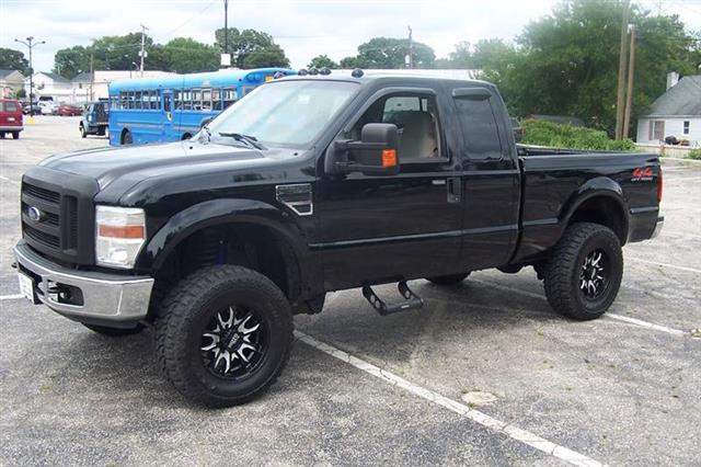 2008 Ford F-250 SuperCab 4WD