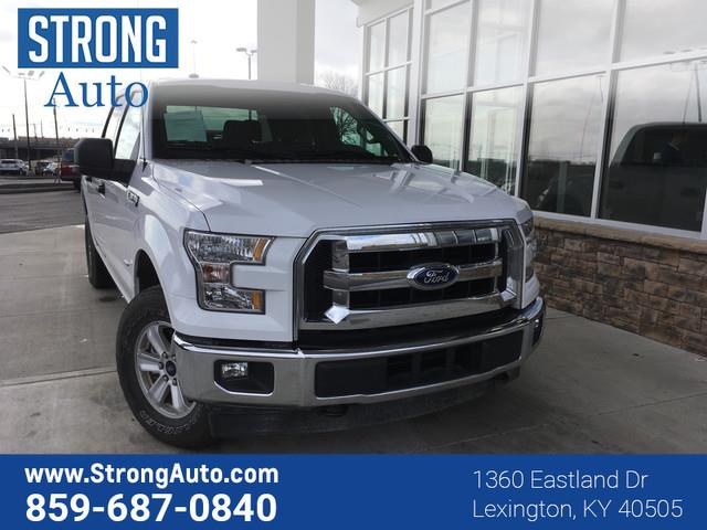 2017 Ford F-150 XLT 4WD SUPERCREW 5.5' BO