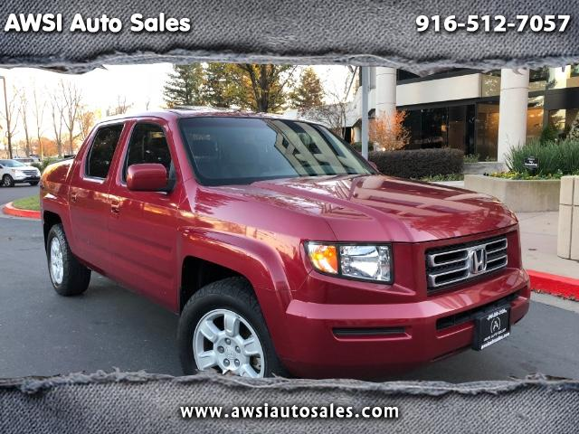 2006 Honda Ridgeline RTL with Moonroof & XM Radio
