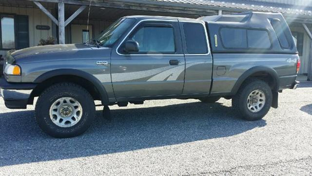 1998 Mazda B-Series Pickup CAB PLUS