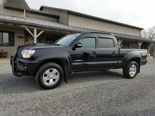 2015 Toyota Tacoma DOUBLE CAB LONG BED