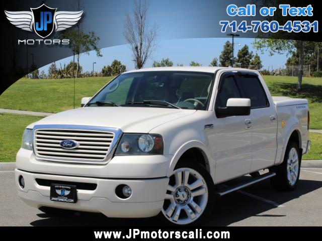 2008 Ford F-150 Lariat SuperCrew Limited