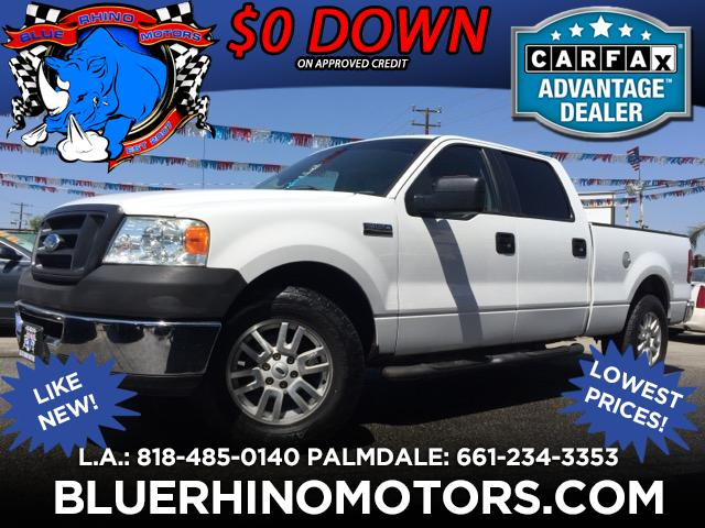 2008 Ford F-150 FX2 SuperCrew 6.5-ft. Bed 2WD