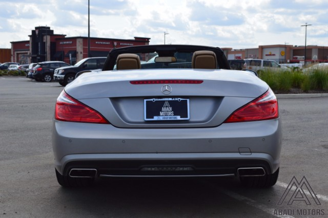 2013 Mercedes-Benz SL-Class SL550 Sport Panoramic Designio Edition