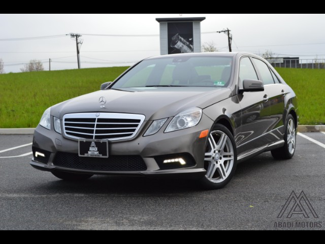 2011 Mercedes-Benz E-Class E350 Sedan 4MATIC