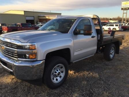 2017 Chevrolet Silverado 3500HD Work Truck Long Box 4WD