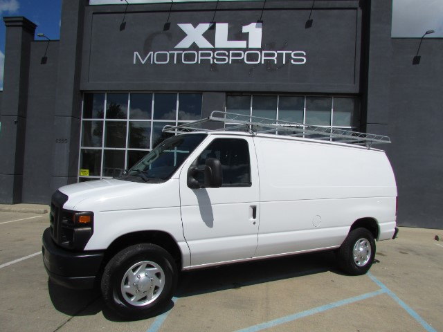 2011 Ford E-Series Van E-250
