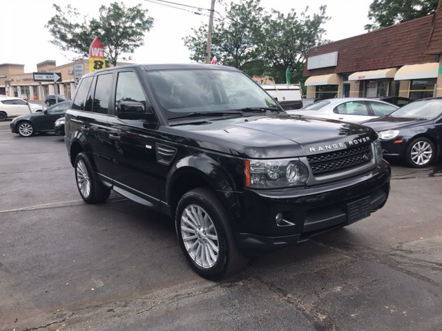 2011 Land Rover Range Rover Sport 4WD 4dr HSE