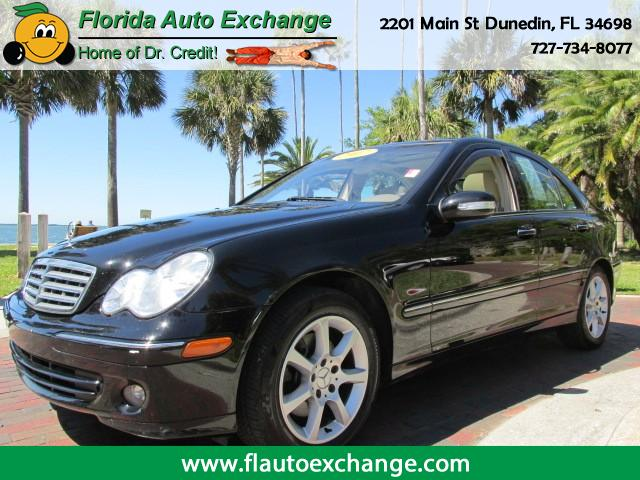 2007 Mercedes-Benz C-Class 4DR SDN 3.0L LUXURY 4MATI