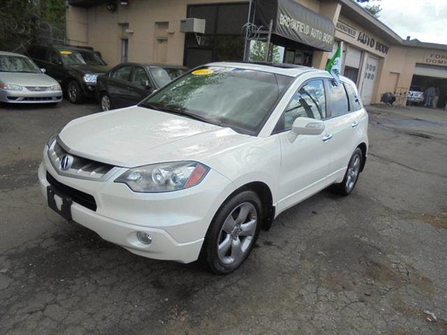 2008 Acura RDX 6-Spd AT w/ Technology Package