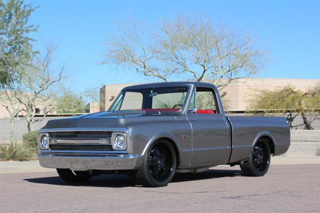 1969 Chevrolet C/K 10 Regular Cab 2WD