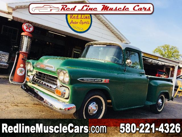 1959 Chevrolet 3100 Apache Base
