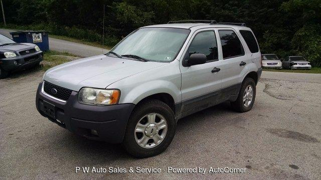 2003 Ford Escape XLT Popular 2 4WD