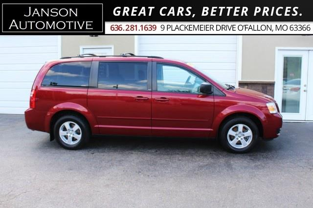 2010 Dodge Grand Caravan HERO REAR CAPT CHAIRS 3RD ROW NICE VAN! GREAT DEAL