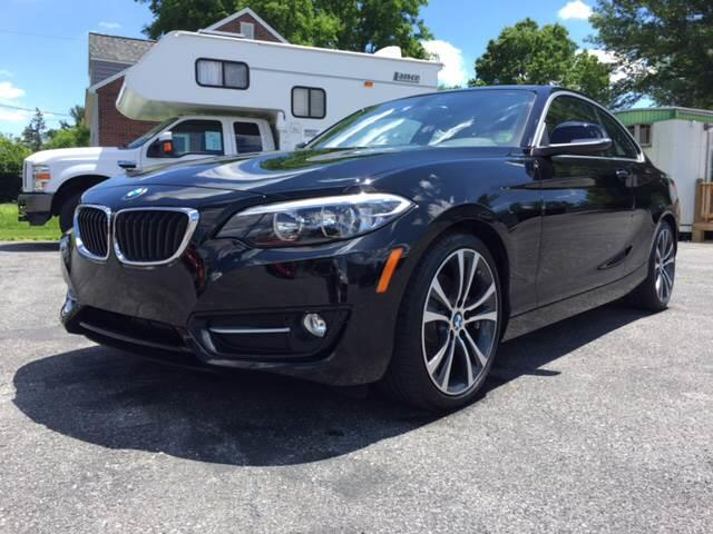 2014 BMW 2 Series 2dr Cpe 228i xDrive AWD