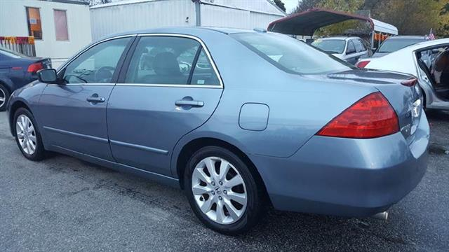 2007 Honda Accord EX