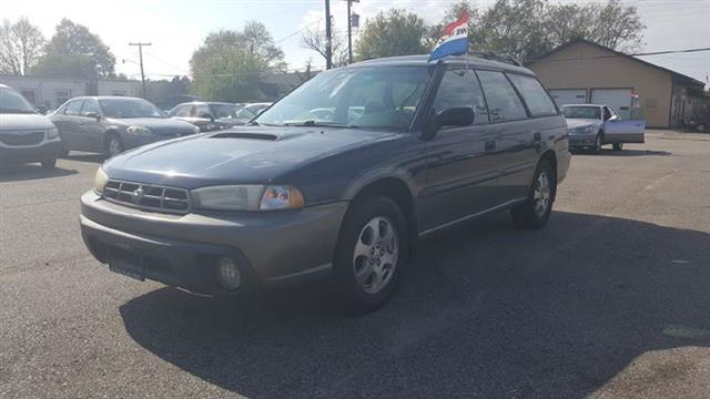 1998 Subaru Outback 30TH ANNIVERSARY OUTBACK