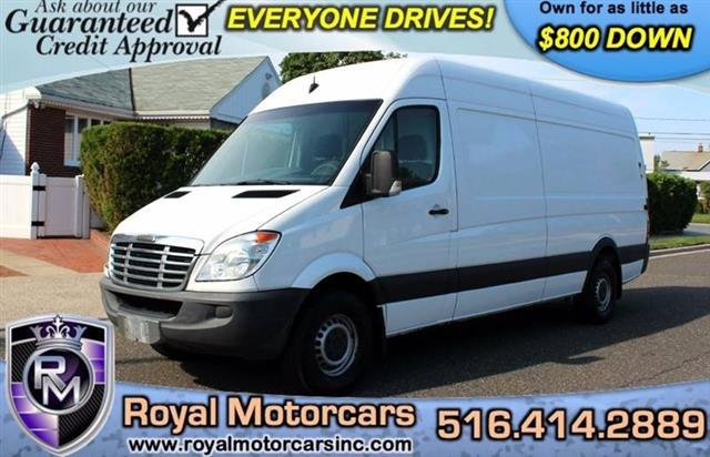 2012 Mercedes-Benz Sprinter 2500 High Roof 170-in. WB