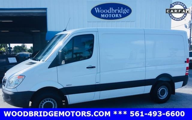 2012 Mercedes-Benz Sprinter 2500 High Roof 144-in. WB