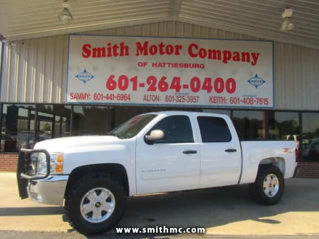 used 2012 chevrolet silverado 1500 for sale in hattiesburg