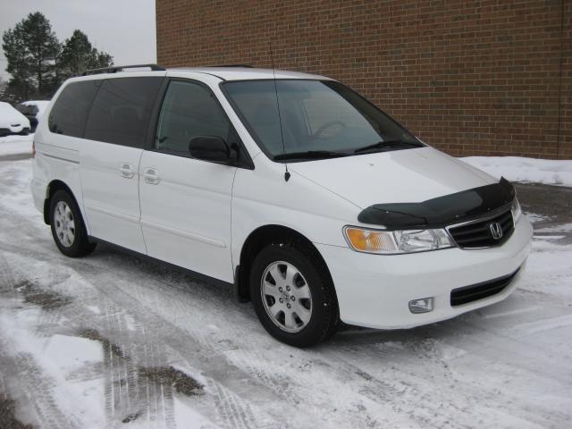 The Honda Odyssey minvan came with the H5 automatic transmission
