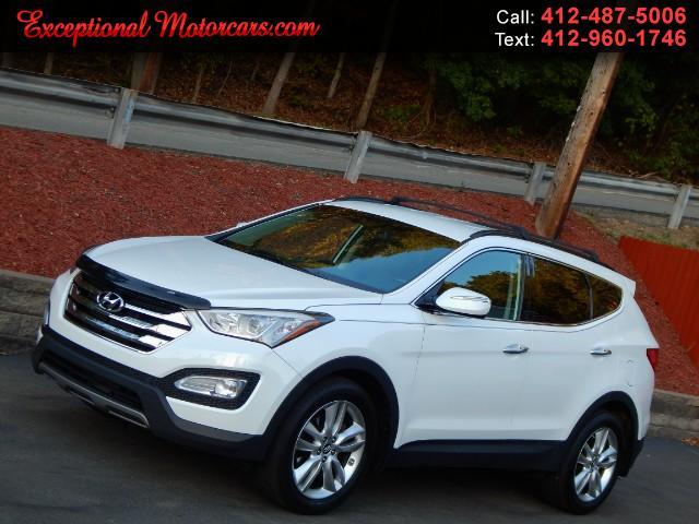 2013 Hyundai Santa Fe Sport 2.0T AWD