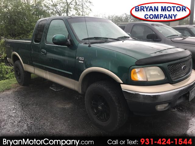 2000 Ford F-150 XLT 6.5-ft. Bed 4WD