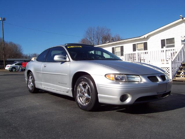 2002 Pontiac Grand Prix Gtp Supercharged. 2002 Pontiac Grand Prix GT