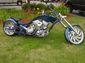 2008 Big Bear Choppers Athena