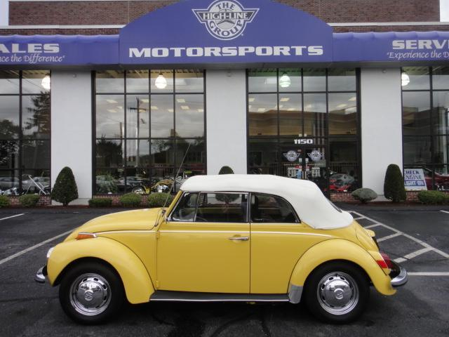 There are two generations of the VW Beetle. The old generation VW Beetle uses R12 refrigerant. If you have an old generation Beetle, take it to a professional to have