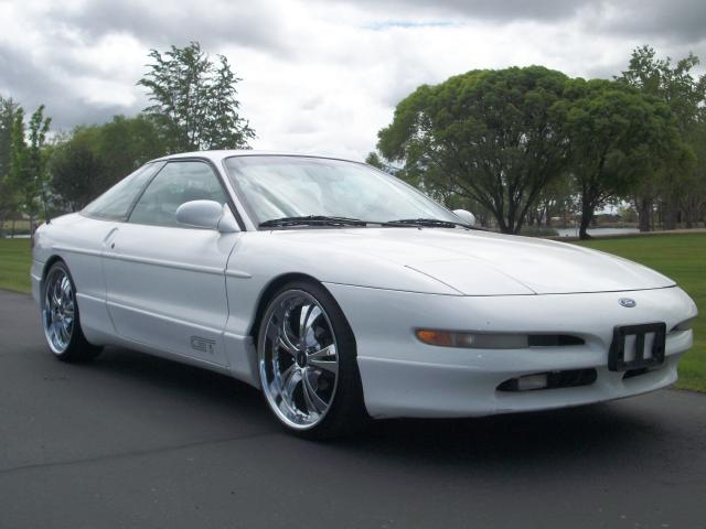 1995 Ford Probe Se Hatchback. 1995 Ford Probe GT