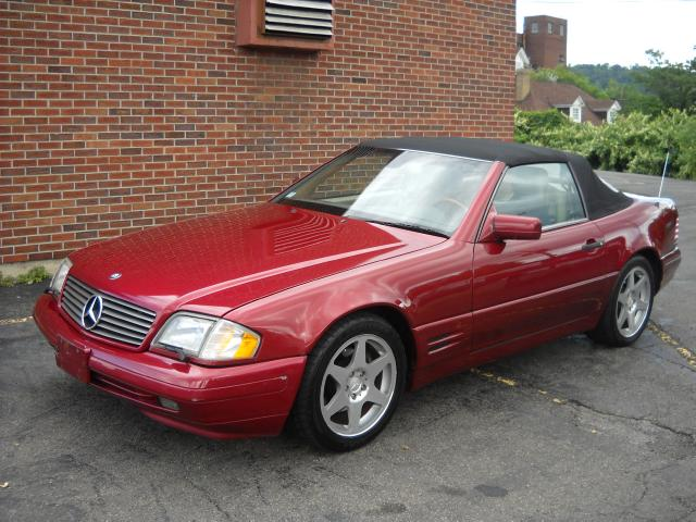 Mercedes Benz Sl500 Price. 1997 Mercedes-Benz SL-Class